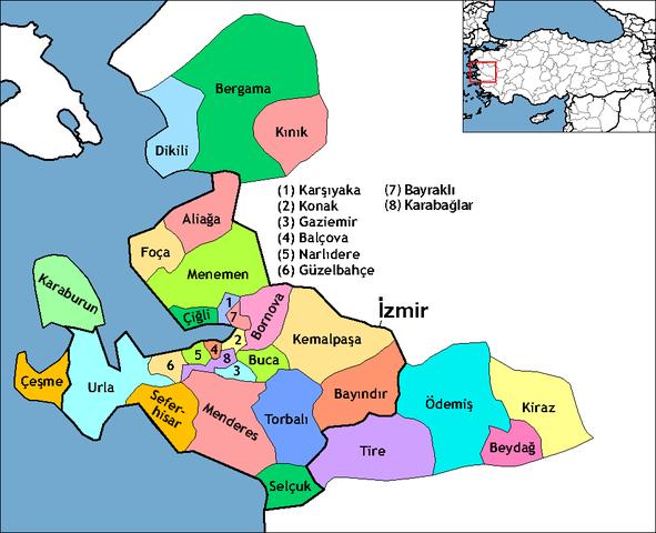 Landkreis Izmir
